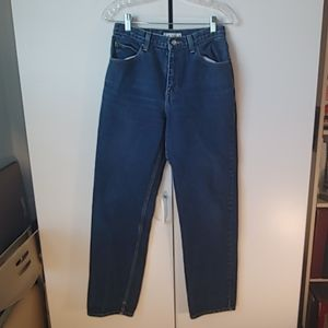 Used Evan Picone size 6 5pkt. Denim Jeans